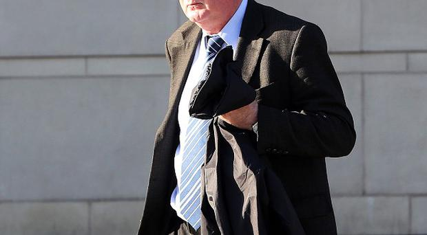 Martin Mallon, the nephew of Roseann Mallon, has attended the inquest into her death