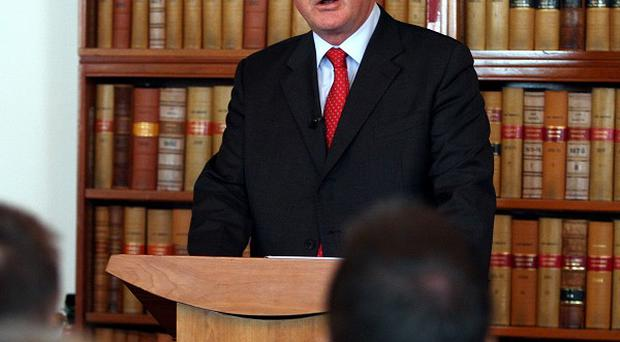 Northern Ireland's top judge, Lord Chief Justice Sir Declan Morgan, is head of the Northern Ireland Judicial Appointments Commission
