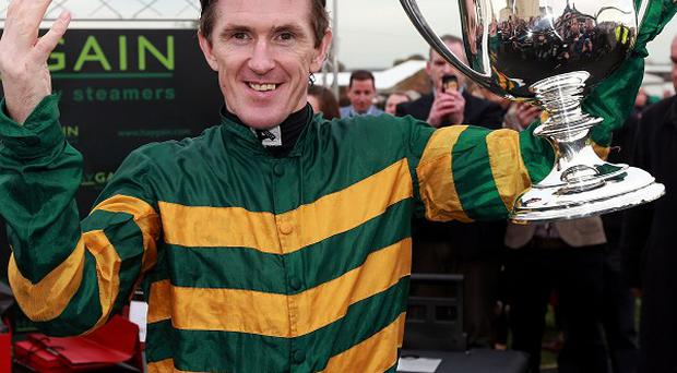 A Stormont reception is being planned for champion jockey Tony McCoy after he notched up 4,000 victories last week