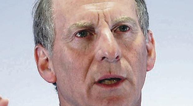 Richard Haass could produce proposals even without final agreement between the Stormont parties
