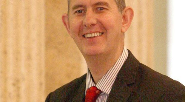 Edwin Poots is in the US for high-level talks about developing links with the New York Health Department
