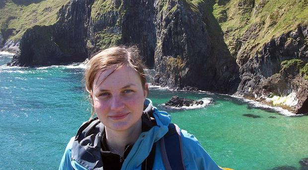 Dr Irena Tomnkov, who led research that found Lough Neagh in Northern Ireland, has lost more than three quarters of its overwintering water birds