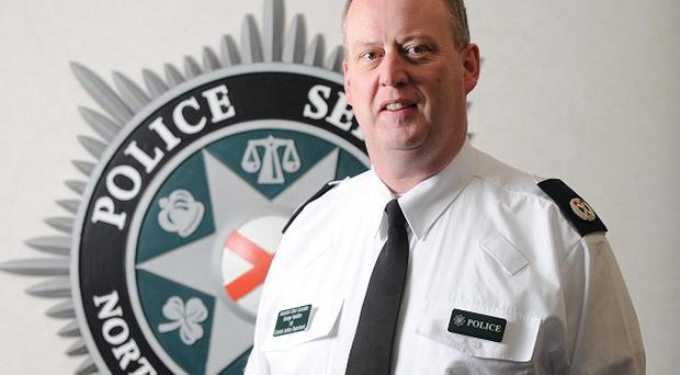 PSNI Assistant Chief Constable George Hamilton has hailed the latest talks on defusing tensions in Belfast