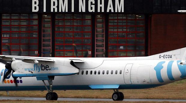 Airline Flybe will close six regional bases.