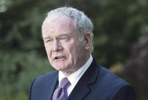 'Shoot-on-sight' list included Deputy First Minister Martin McGuinness