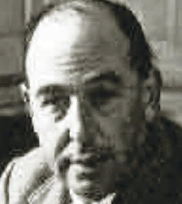 Literary great: CS Lewis