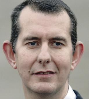 Health Minister Edwin Poots is yet to announce his decision on whether services will remain in Belfast, be shared with Dublin or move to England