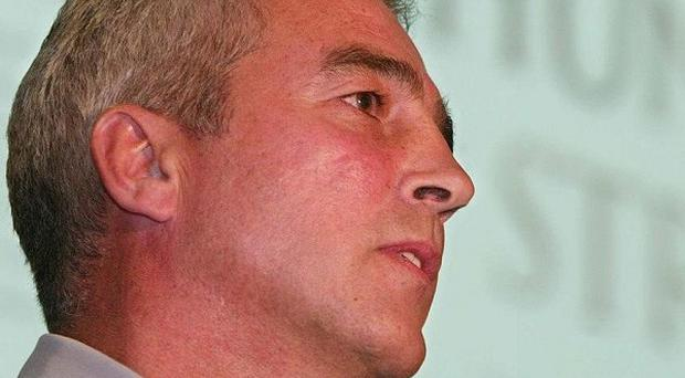 Pat Sheehan is one of three MLAs under scrutiny for remarks made at the Northern Ireland Assembly.