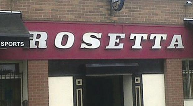 Residents are concerned by plans for a Tesco store on the site of the former Rosetta bar