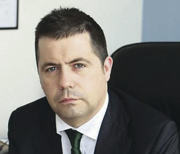 Glyn Roberts, chief executive of the Northern Ireland Independent Retail Trade Association