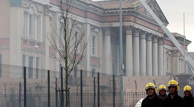 The historic Crumlin Road Courthouse in Belfast, Northern Ireland is set to be redeveloped.