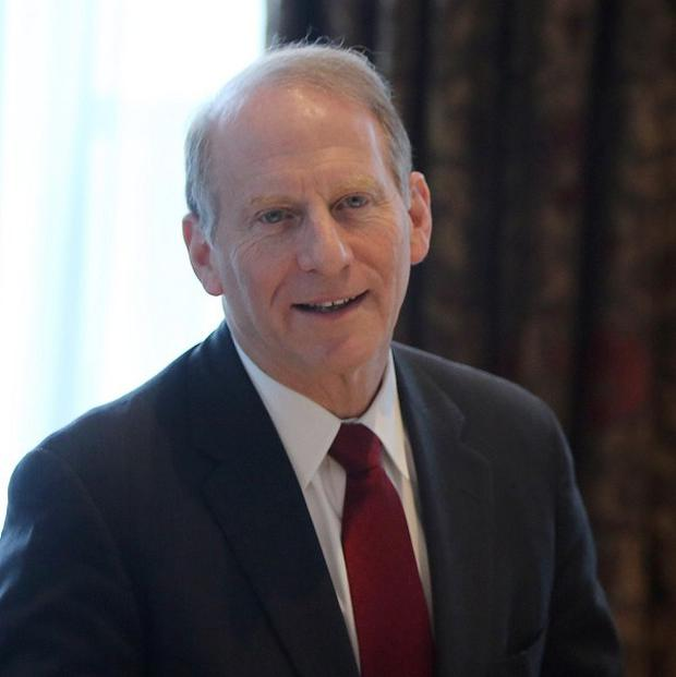 Dr Richard Haass would not be drawn on whether the proposals to end Troubles prosecutions would be on, or off, the table in forthcoming negotiations