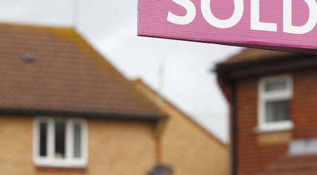 The number of houses being sold in Northern Ireland is at its highest level since the boom six years ago