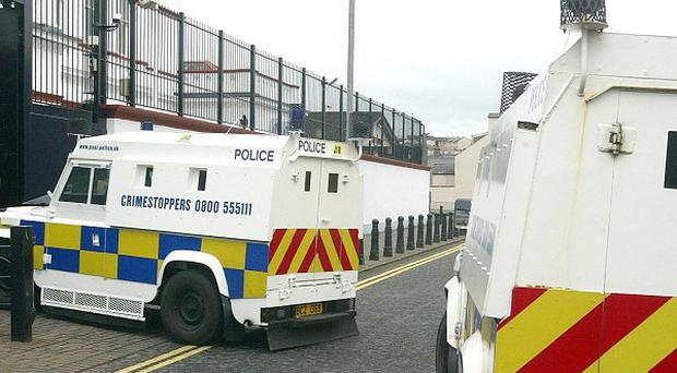 Paul Somerville may have leapt from the back of a PSNI van in a spur-of-the-moment escape bid, an inquest has heard