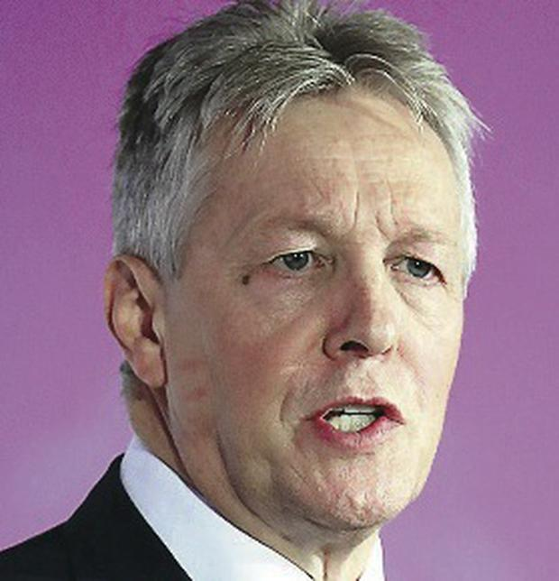 Scottish independence concern: Peter Robinson