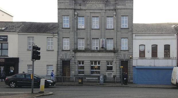 The Orange Order's new headquarters at 431-441 Newtownards Road, BT4 1AQ. Phone numbers and email addresses are unchanged