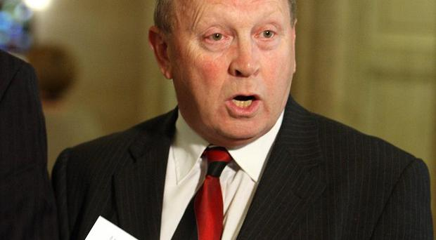 Jim Allister says legislation barring anyone with a serious criminal conviction from a top job at Stormont was one of the major victories of the year