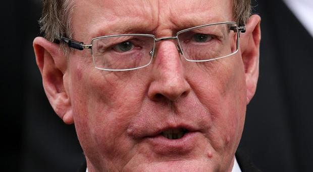 Lord Trimble warned failure to stick to Westminster policies on welfare would open a