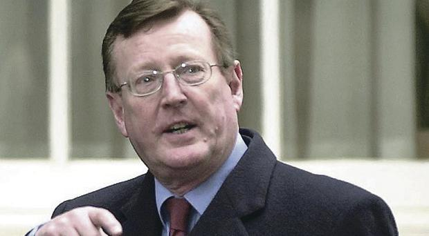 Lord Trimble warns failure to Westminster policies on welfare would open a Pandora's box