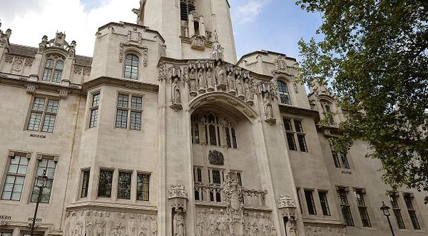The Supreme Court in London has rejected an appeal by Martin Corey to seek bail to challenge a decision to revoke his licence