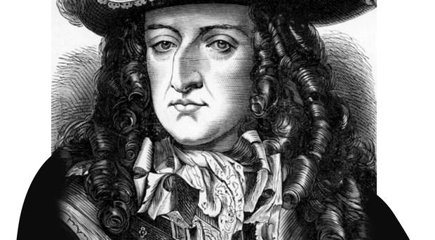 Lieutenant Colonel Robert Lundy, Governor of Londonderry during the Great Siege of 1688-89