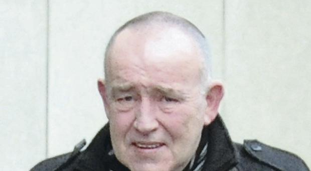 Seamus Kearney who was jailed for life for the murder of reserve RUC constable John Proctor