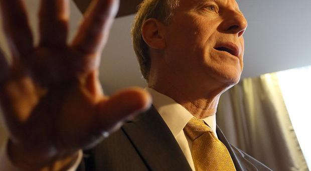 Dr Richard Haass says the parties can achieve a deal by Christmas.