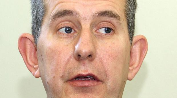 Former Stormont's Health minister Edwin Poots.