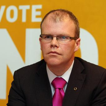 Peadar Toibin has twice been tapped up by rivals in Fianna Fail