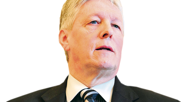 First Minister Peter Robinson remains opposed to a blanket amnesty