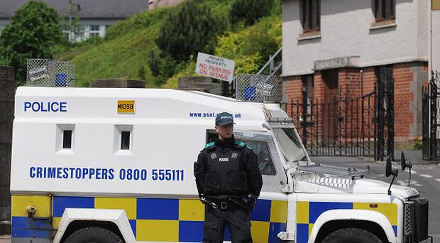 A 39-year-old man suffered serious head injuries in an assault outside a bar in the Newton Park area of Belfast