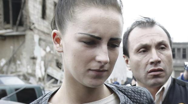 Michaella McCollum Connolly is due to hear her verdict at a closed court session in Lima