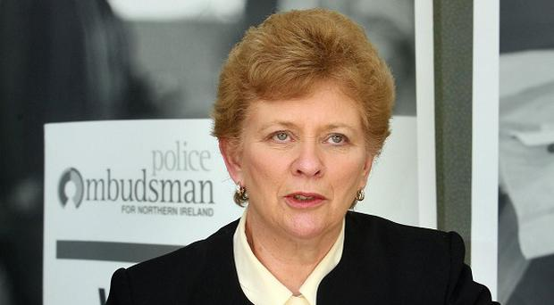 Then police ombudsman Nuala O'Loan found that the officer who fired the fatal shots had been justified