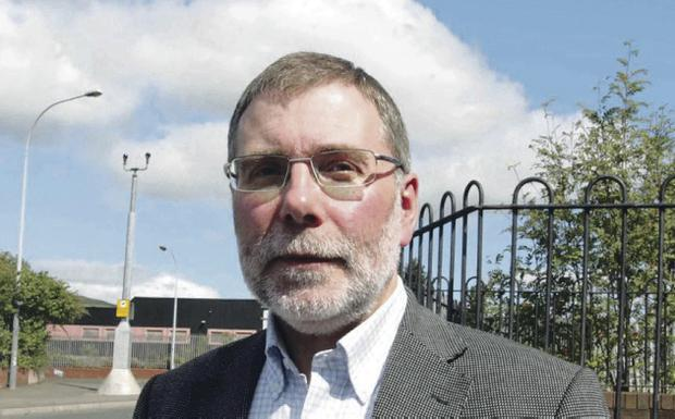 Social Development Minister Nelson McCausland: there will be an impact on classrooms, teachers, schools, hospitals, nurses, social services and operations.