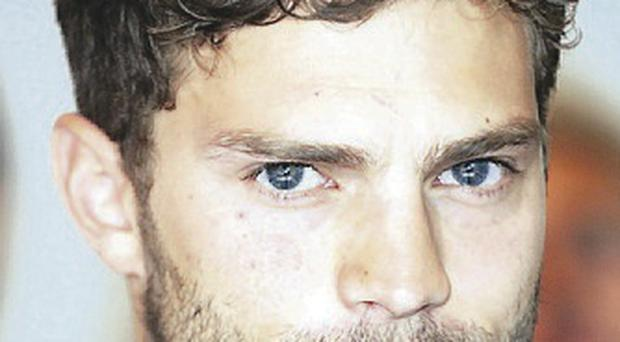 Jamie Dornan landed the role of Christian Grey