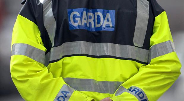 Gardai said a man was arrested in the Kilcurry area near Dundalk over suspected dissident republican activity following an overnight cross-border police raid.