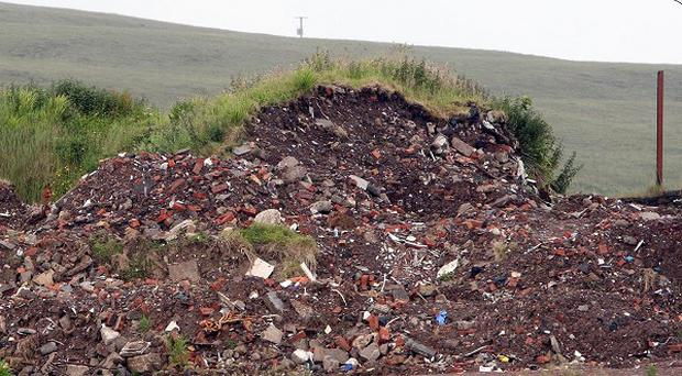 A lack of effective sanctions for polluters is blamed for very few illegal dumps having been cleaned up