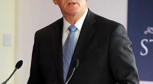 US Diplomat Dr Richard Haass wants to conclude a deal by Friday.