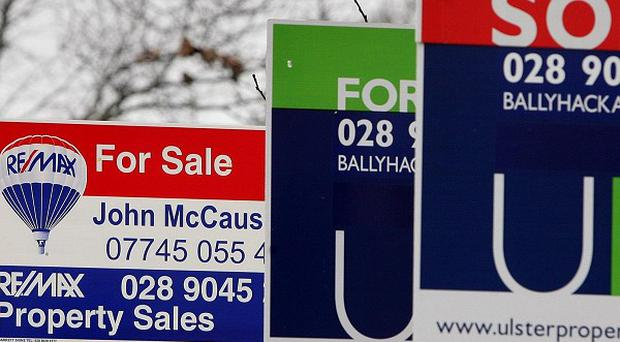 The Northern Ireland housing market is picking up and prices are expected to rise next year.