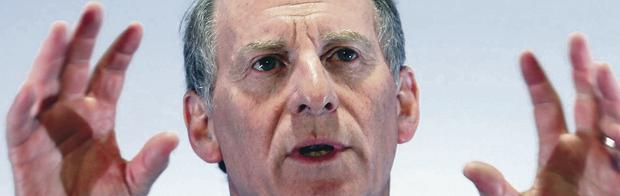 Richard Haass is set to deliver a new set of proposals to the parties