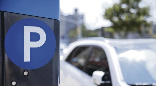 Evening parking charges in one car park have been reduced