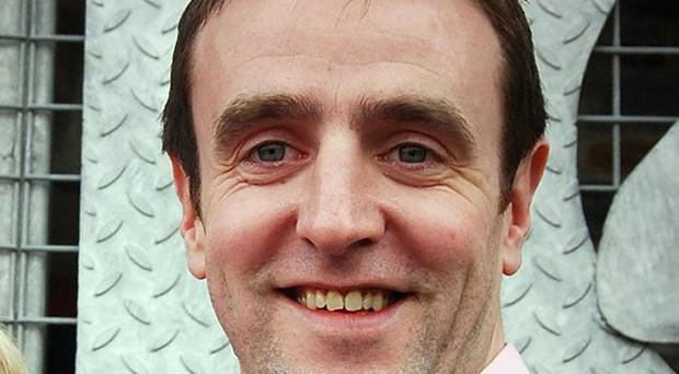 Mark H Durkan has ruled in favour of the new stadium.