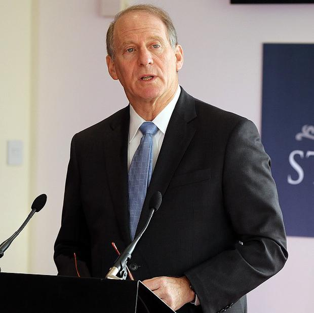 All sides in Belfast are scrutinising a revised proposal from US diplomat Dr Richard Haass (PA)