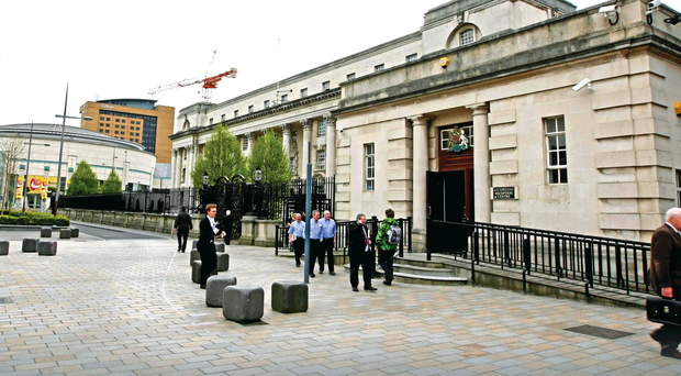 Orla O'Hanlon and Keith McConnan are charged with making and possessing explosives with intent to endanger life or property.
