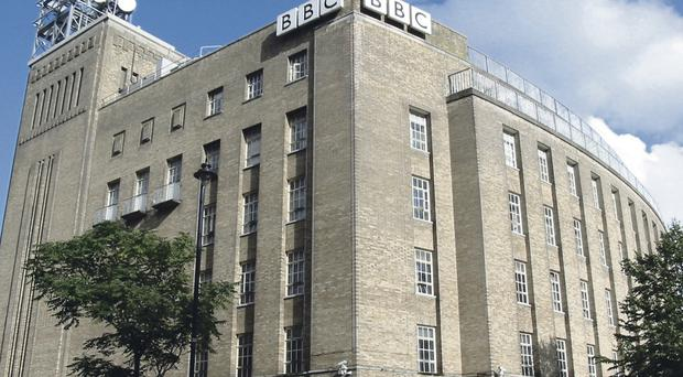 BBC NI's HQ at Ormeau Avenue