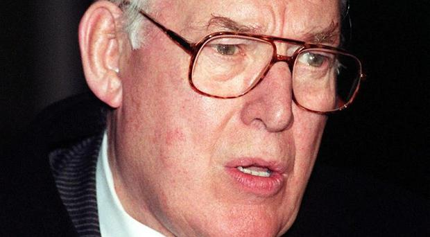 Ian Paisley who tried to get around being barred from the US by asking the United Nations secretary general for an interview