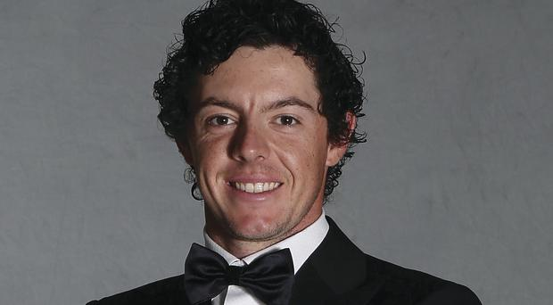 Ten per cent of women would like to pucker up with Rory McIlroy