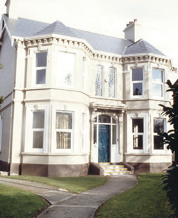 Kincora Boy's Home in east Belfast