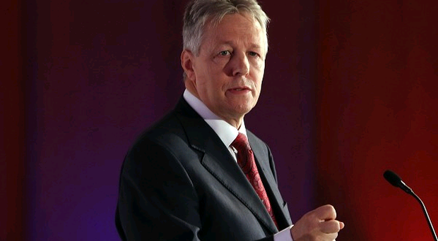 Peter Robinson says part of the deal is