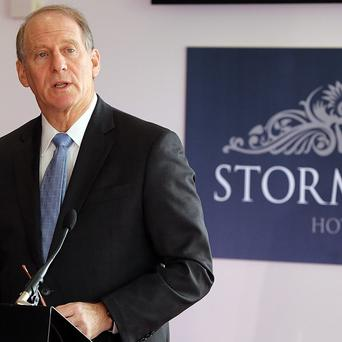 Former US diplomat Dr Richard Haass has been leading the negotiations in Belfast
